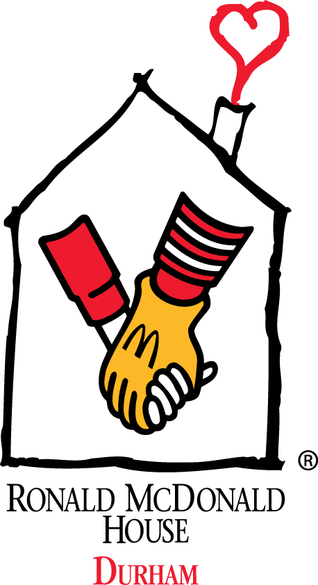 Ronald McDonald House of Durham logo
